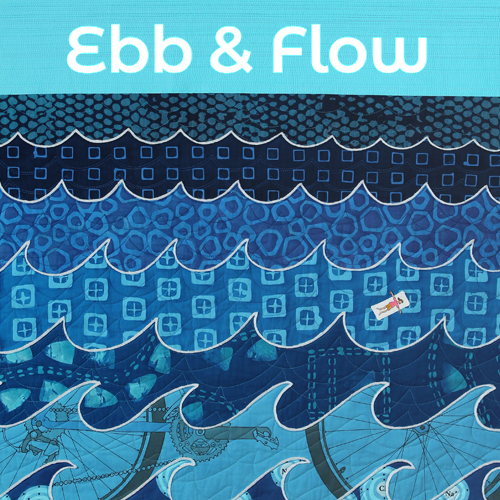 Artists selected for Ebb & Flow!